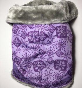 Зимняя одежда для небольшой собаки
