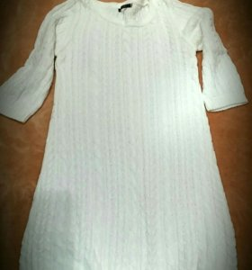 Платье вязанное 46-48р