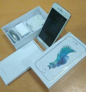 Iphone 6s 32gb серебро оригинал