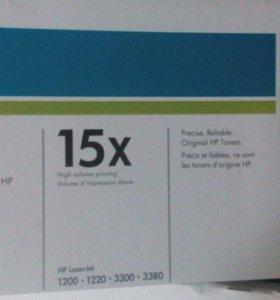 Картридж ориг. HP C7115X для HP LaserJet 1200 +