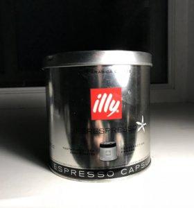 Капсулы для кофе машины Illy iperesresso