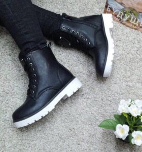 Ботинки зима 36