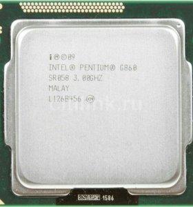 Процессор intel pentium g860 3.0Mhz