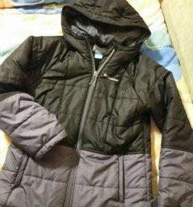 Куртка подростковая Columbia(зима)