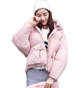 Куртка утеплённая зимняя (новая)