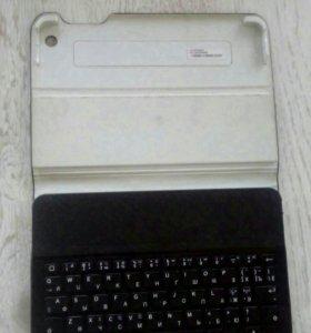 Чехол-клавиатура Logitech для ipad mini