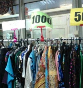 Платья туники блузки Турция