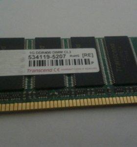 ОЗУ 1G DDR400 DIMM