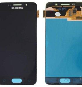 Дисплеи Samsung galaxy A(2016)