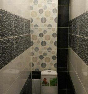 Плиточник. Ванные комнаты