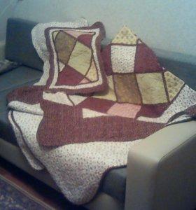 Одеяло лоскутное