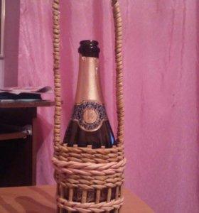 Корзина для шампанского.