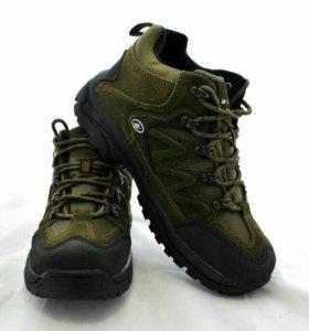 Ботинки Bona натуральная замша зимние новые