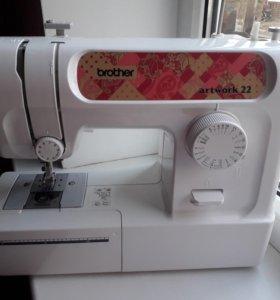 Швейная машина новая 17 программ