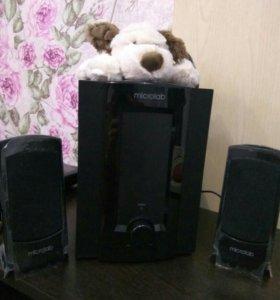 Продам новую акустическую систему