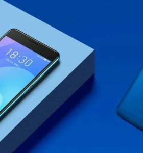 Meizu m6 note 32/3gb blue НОВЫЙ