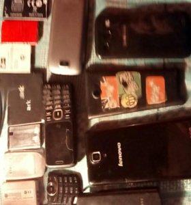 Запчасти и аккумуляторы на мобильные устройства