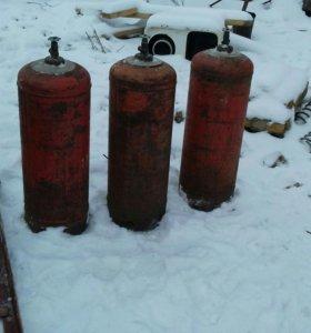 Газовый баллон 50 литров бу