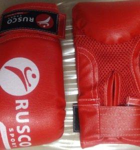Перчатки боксерские детские 4 унции