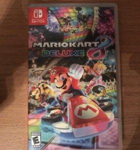 Mario Kart 8 Deluxe для Nintendo Switch