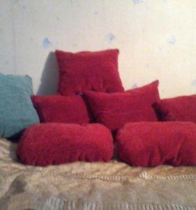 подушки диваные