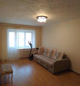 Квартира, 3 комнаты, 59.4 м²