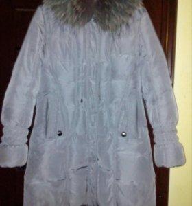 Пальто- пуховик