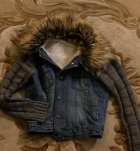 Кофта-куртка