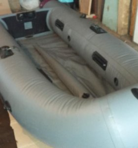 лодка вельбот камыш 3000