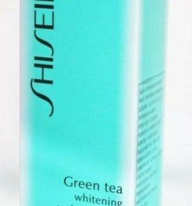Пилинг для лица Shiseido Green tea