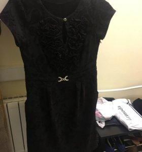 Элегантное платье, размер 46-48