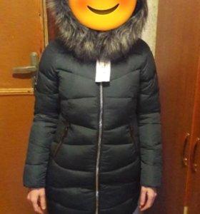 Куртка зимняя новая !