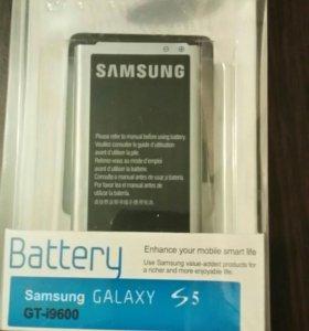 Батарейка самсунг s-5..