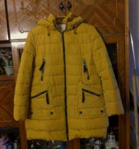 Женское полу -пальто 54-го раз.