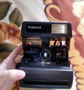 Polaroid closeup 636 новый