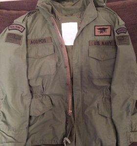 Куртка парка М65 Rothco (с подстежкой)