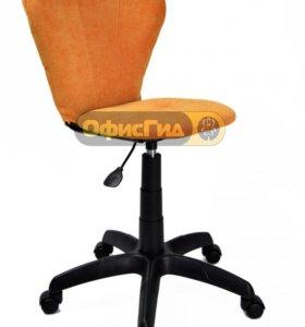 Кресло компьютерное детское ADP-VM-V orangey