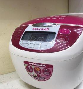 Мультиварка Maxwell MW-3802PK