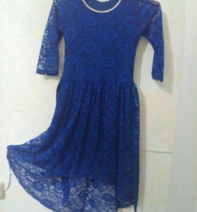 Платье повседневное