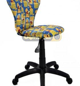 Кресло компьютерное детское ADP-VM-Vinipuh blue