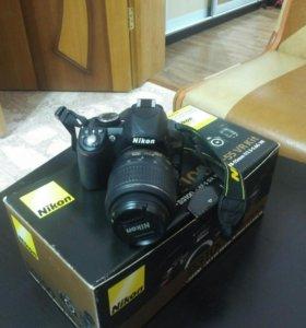 Фотоаппарат NIKON D 3100  18-55 VR Kit