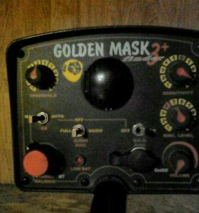 Металоискатель Golden Mask 3 turbo