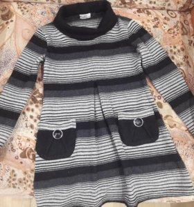 Платье, рост 128