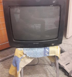 Телевизор + кронштейн