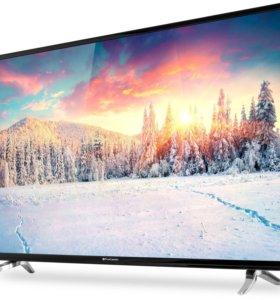 """Телевизор ProCaster 50UNB800H 50"""" Ultra HD 4K Smar"""