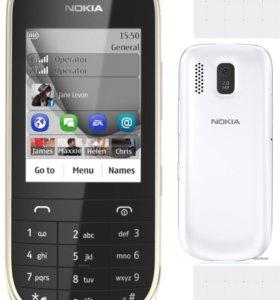 Сотовый телефон Nokia Asha 202