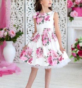 Превосходное нарядное платье НОВОЕ  🌹