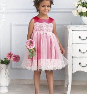 Шикарное нарядное платье НОВОЕ 👑