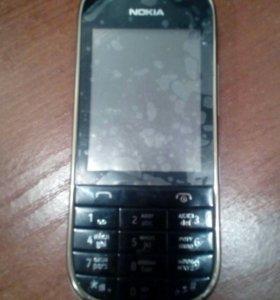 Телефон Nokia полу сенсорный