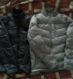 Зимняя и осенняя куртки Outventure р.46